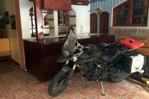 lobby bike